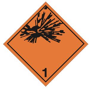 Klass 1 - Farosymbol
