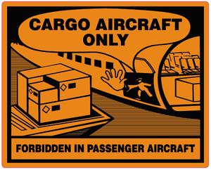 Ej passagerarflyg