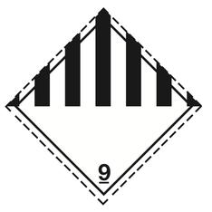 Klass 9 - Storetiketter - 25 st